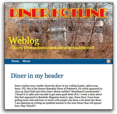Diner Hotline