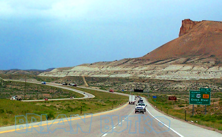 WY_Green River I-80