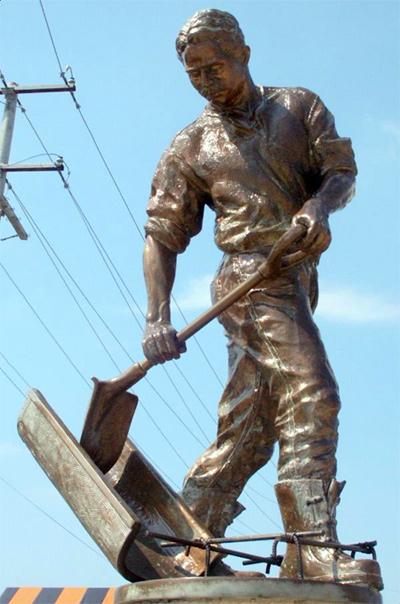 IL_Joliet Statue