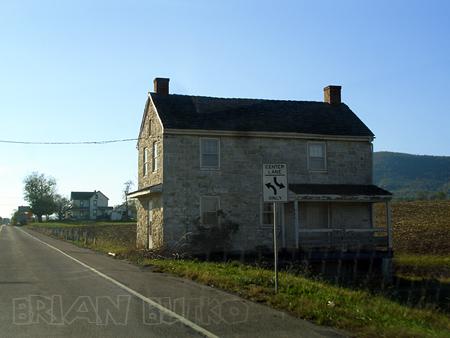 PA_St. Thomas tollhouse