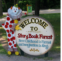 Story Book Forest