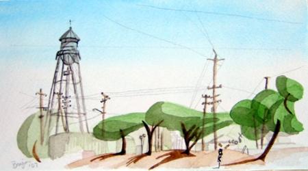 CA_Dixon painting