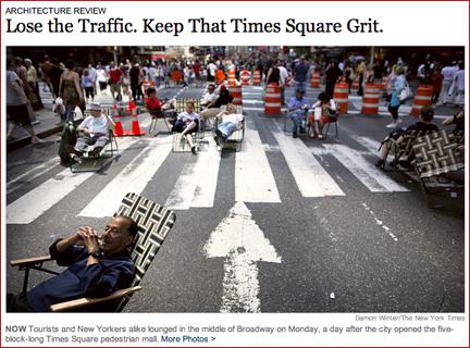 NYT plazas