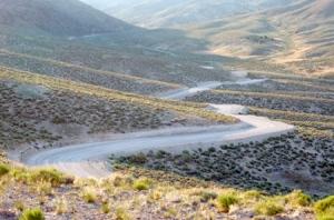 Sebak LH road curve